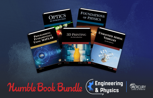 Study the world, then change it - Engineering and Physics book bundle!