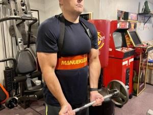 Review: Manueklear Arm Blaster