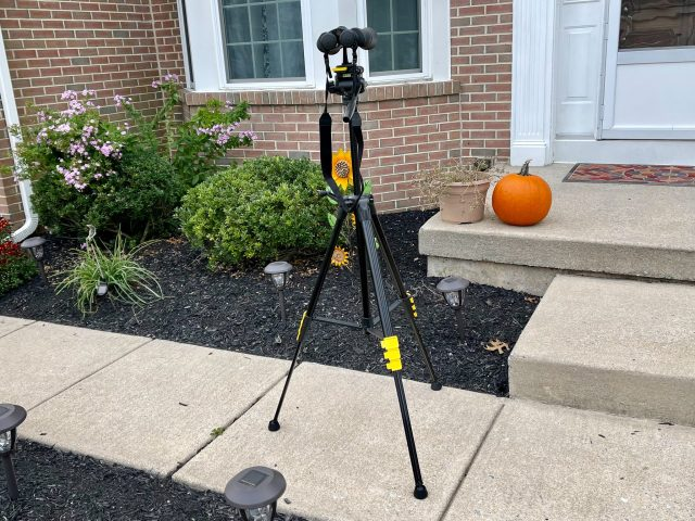 This is truly an excellent tripod.