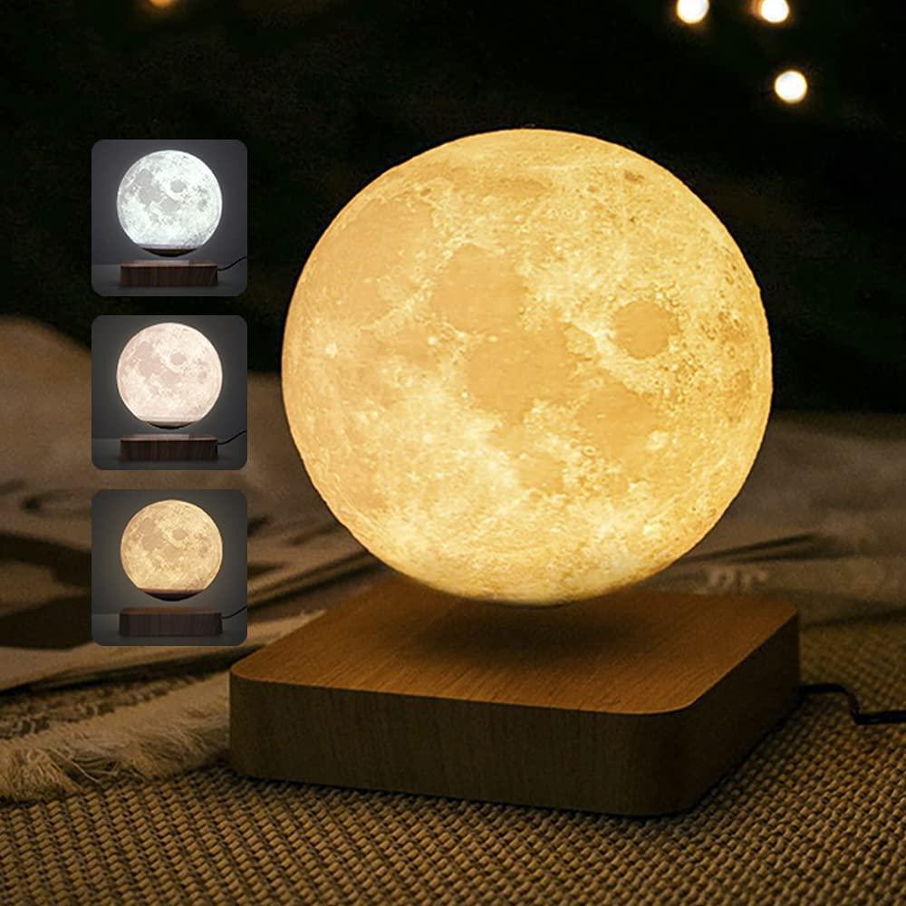 Review: I-iluum Levitating Moon Lamp