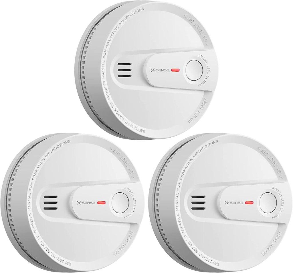 Review: X-Sense Smoke Detector Alarm (3 pack)
