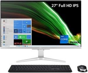 """Review: Acer Aspire C27-1655-UA93 AIO 27"""" Desktop"""