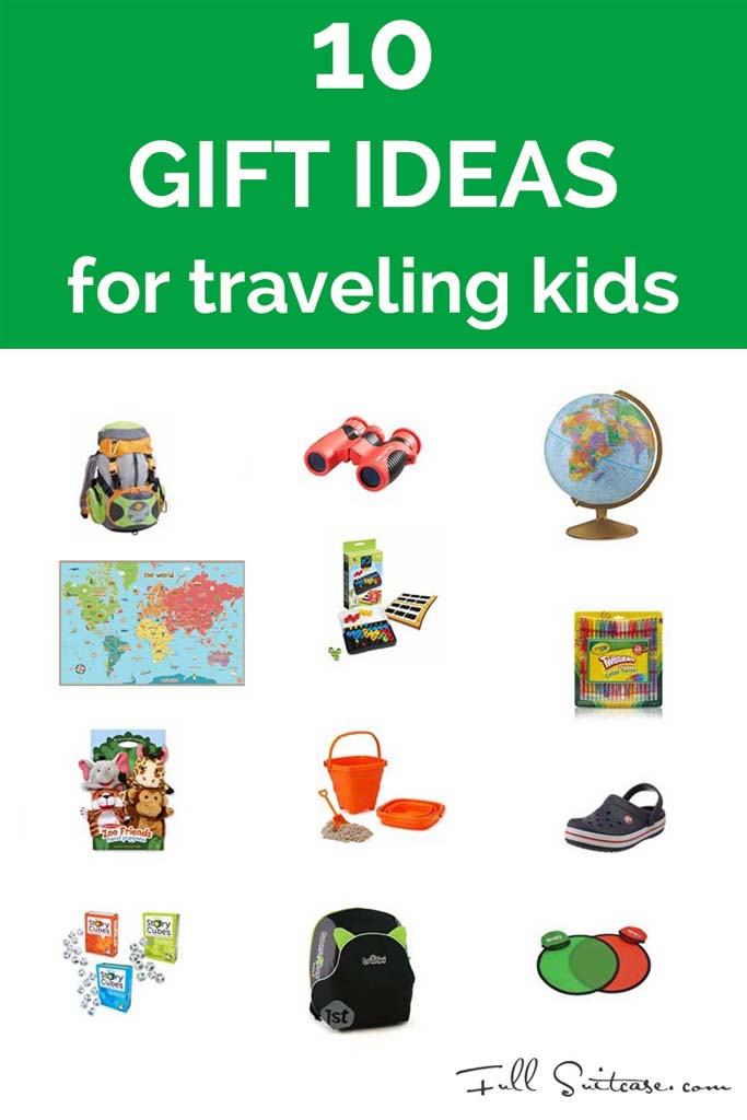 Simple affordable gift ideas for kids who have it all