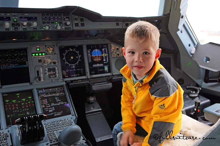 flying with young children: tips and advice