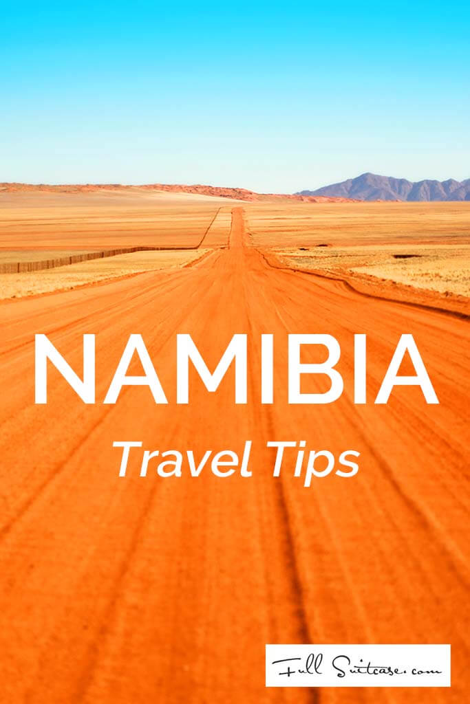 Namibia best travel tips all in one place