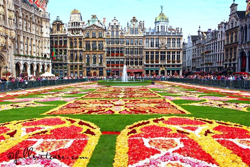 Fun and interesting Belgium facts