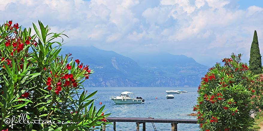 Lake Garda itinerary