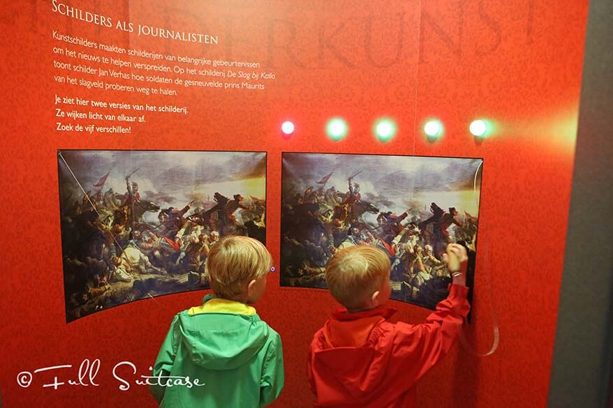Fort Liefkensheok museum and interactive experience centre