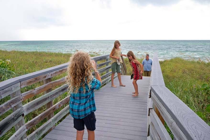 Family trip to Marathon Florida Keys