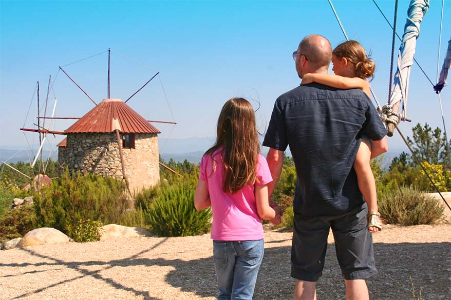 Central Portugal is a great family destination
