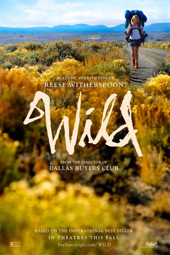 Wild - one of the best travel movies ever