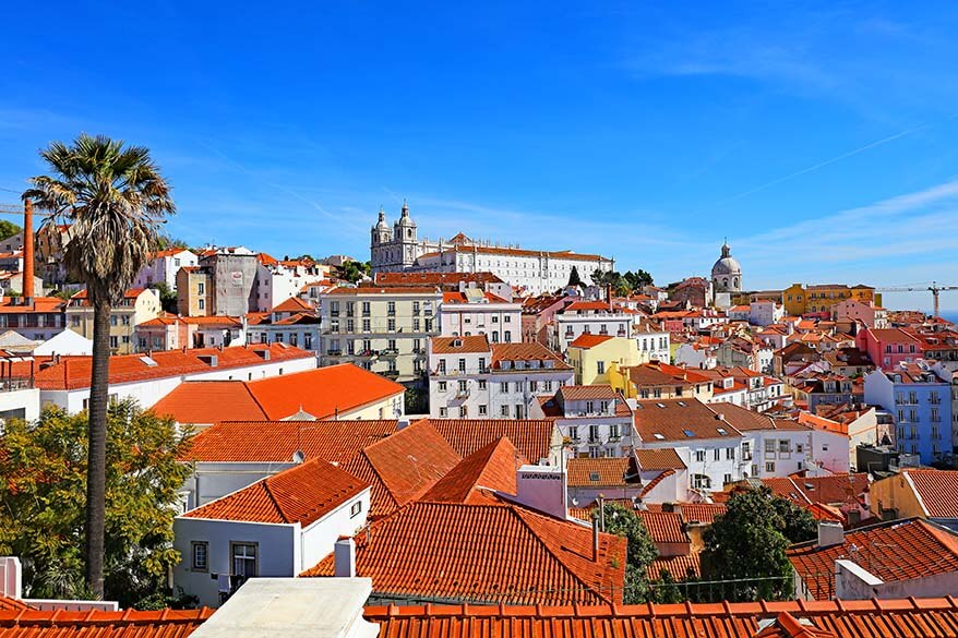 How To See The Best Of Lisbon In One Day And With Kids In Tow