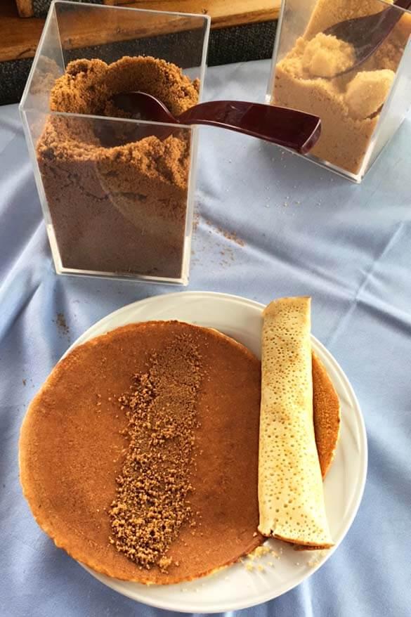 Belgian pancakes