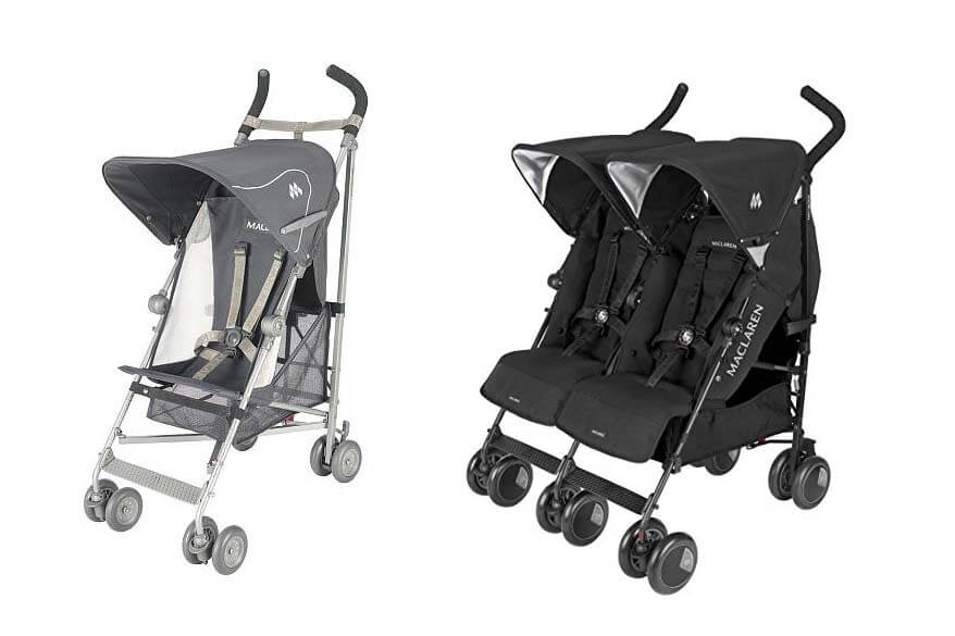 maclaren strollers are the best lightweight compact travel strollers