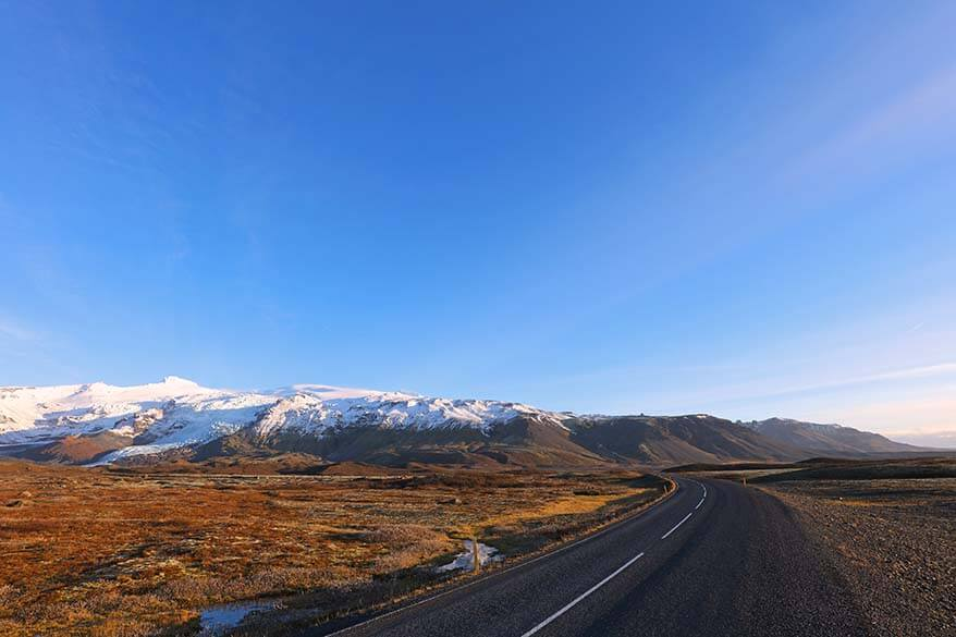 Winter driving in Iceland - experiences, tips and recommendations