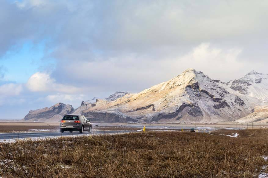 Winter driving in Iceland - stories, reviews and tips based on experience