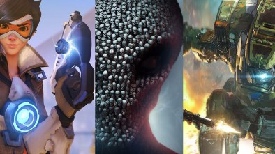 Overwatch, Xcom and Titanfall make up FULLSYNC's Best Games of 2016