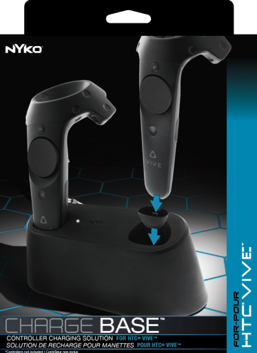 Nyko Charge Base for HTC Vive in box
