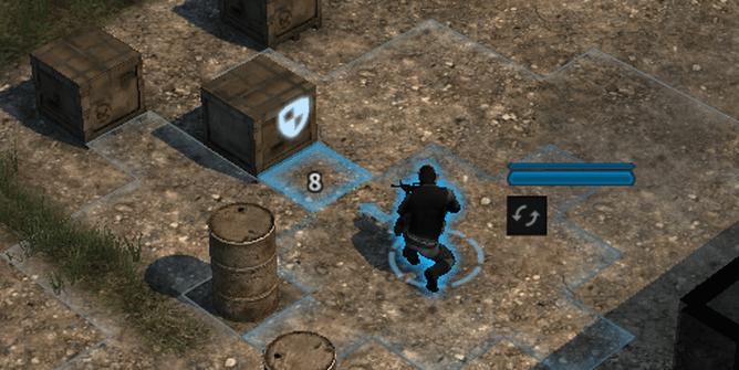 Iron Sight gameplay footage demonstrating movement mechanics