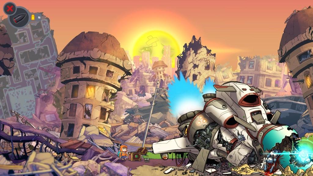 Rise & Shine gameplay