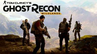 Tom Clancy's Ghost Recon Wildlands logo