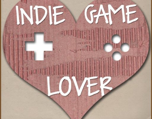 Indie Game Lover heart