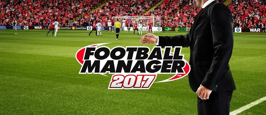 Football Manager 2017 logo