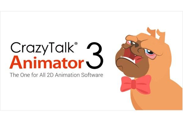 CrazyTalk Animator gets software update   FULLSYNC