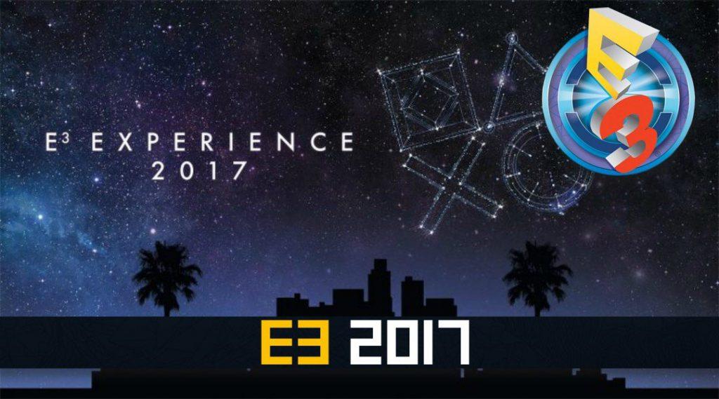 Sony E3 2017 logo
