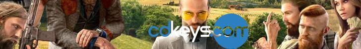 CDKeys.com Affiliates Banner