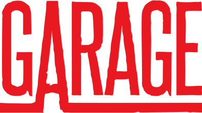 Red Garage logo