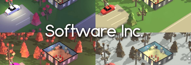 Software Inc logo screenshot