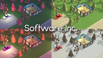 Software Inc logo screenshot