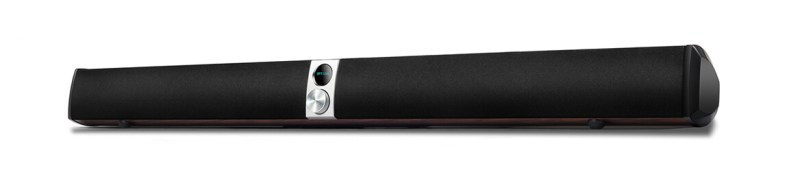Front on view of the S50DB Soundbar