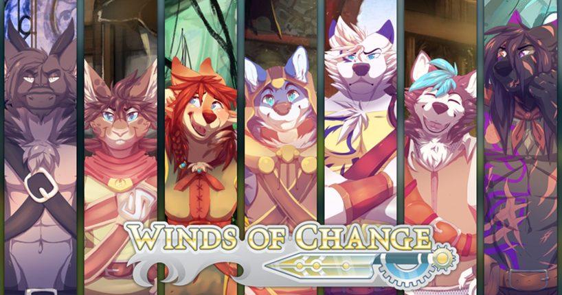 Winds of Change logo