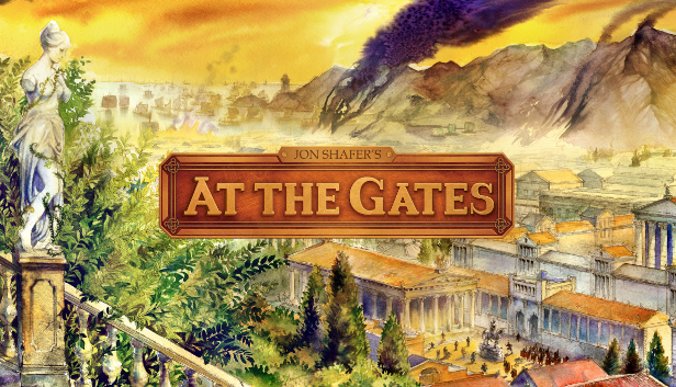 Jon Shafer's At The Gates logo