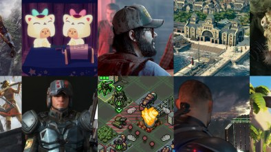 Best Games of 2018