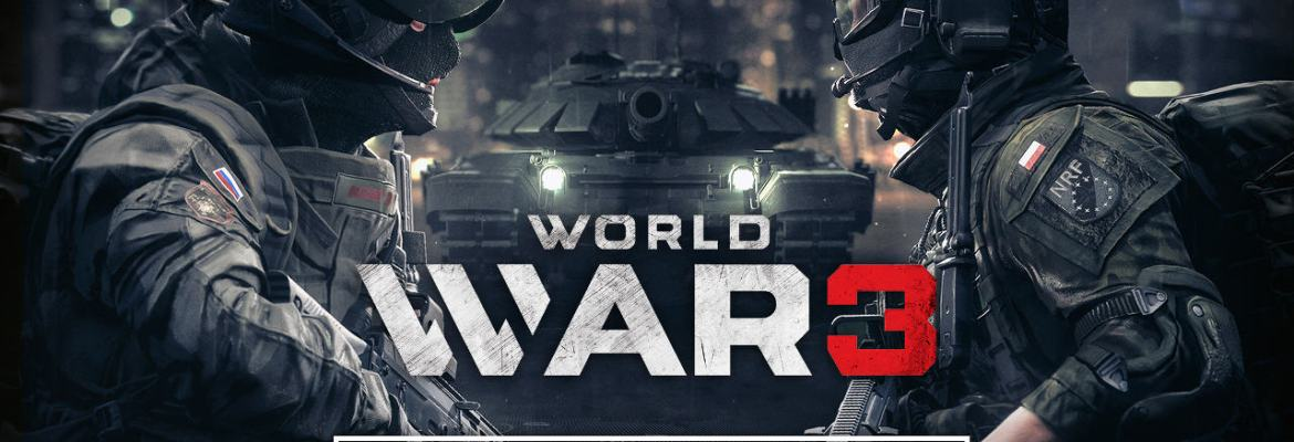 World War 3 update 0.4 logo
