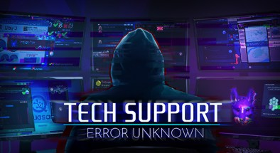 Tech Support: Error Unknown logo