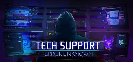 Tech Support: Error Unknown logo