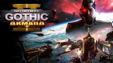 Battlefleet Gothich Amada 2 logo