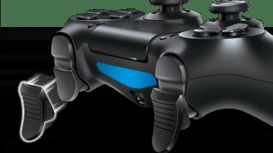 Bionik Quickshot Trigger Stops On a PS4 Controller