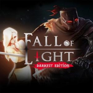 Fall of Light Darkest Edition logo