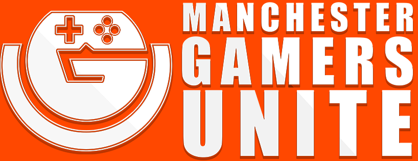 Manchester Gamers Unite logo