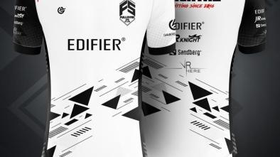 FULLSYNC Esports Jersey 2019 design