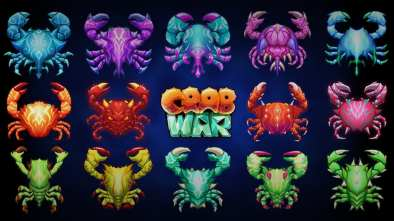Crab War logo