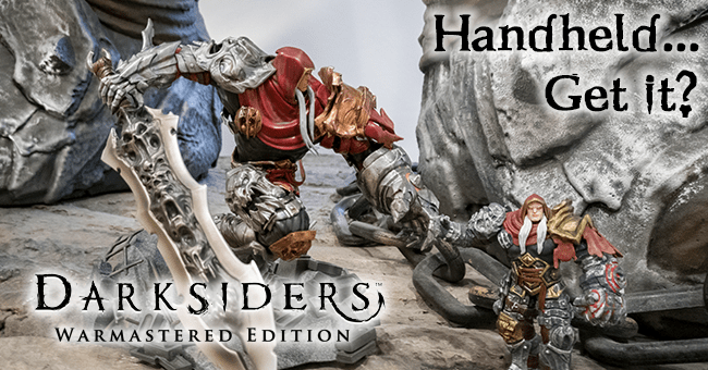 Darksiders Warmastered Edition logo