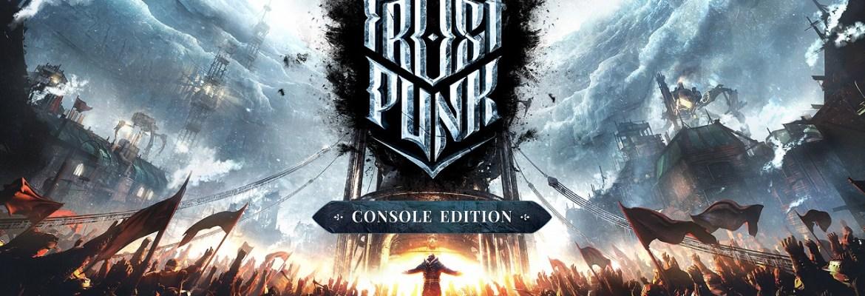 Frostpunk Console Edition logo