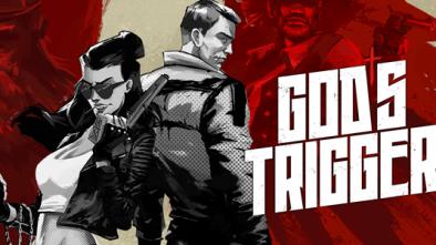 God's Trigger logo