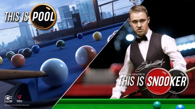 This is Snooker with Stephen Hendry